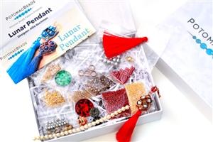 Subscription Inspiration / October 2019 Best Bead Box