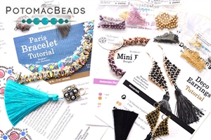 Potomac Exclusives / Beading & Jewelry Kits