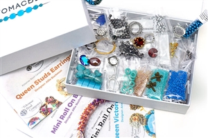 Subscription Inspiration / December 2019 Best Bead Box XL