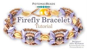 How to Bead / Free Video Tutorials / Bracelet Projects / Firefly Bracelet Tutorial