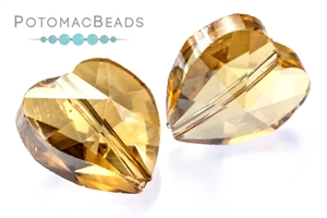 Potomac Exclusives / Potomac Crystals (All) / Potomac Crystal Hearts