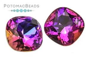 Other Beads & Supplies / Crystals / Crystal Cushion 12-18mm