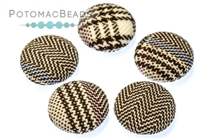 Other Beads & Supplies / Cabochons / Fabric Cabochons