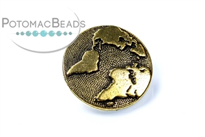 Jewelry Making Supplies & Beads / Metal Beads & Beads Findings / Metal Buttons