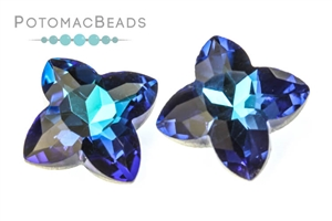 Jewelry Making Supplies & Beads / Beads and Crystals / Crystal 4-Leaf Clover