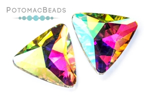 Jewelry Making Supplies & Beads / Beads and Crystals / Triangle Crystals 18mm & 23mm