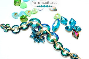 How to Bead Jewelry / Videos Sorted by Beads / Potomac Crystal Videos