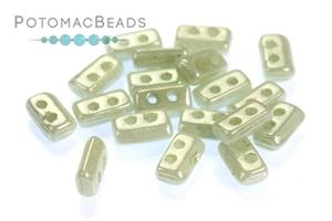 Czech Pressed Glass Beads / Les Perles par Puca® / Piros par Puca® Beads