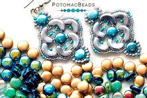 How to Bead Jewelry / Videos Sorted by Beads / DiscDuo® Bead Videos