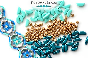 How to Bead Jewelry / Videos Sorted by Beads / Par Puca® Bead Videos