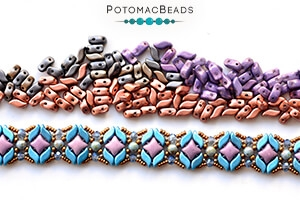 How to Bead Jewelry / Videos Sorted by Beads / StormDuo Bead Videos