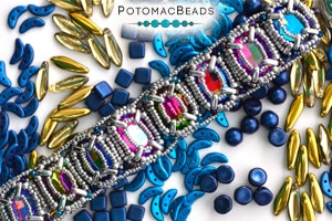 How to Bead Jewelry / Videos Sorted by Beads / CzechMates Bead Videos