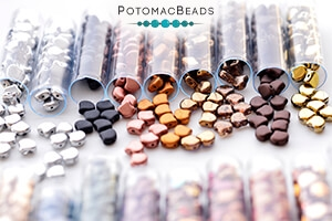 How to Bead / Videos Sorted by Beads / Ginko Bead Videos