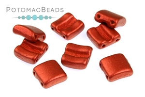 Czech Glass / Fixer Beads / Fixer Beads - Horizontal