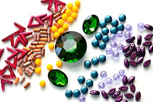 How to Bead Jewelry / Beading Tutorials & Jewel Making Videos / Videos Sorted by Beads