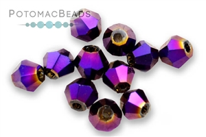 Jewelry Making Supplies & Beads / Beads and Crystals / Bicones CrystalBeads / Potomac Crystal Bicones 2mm