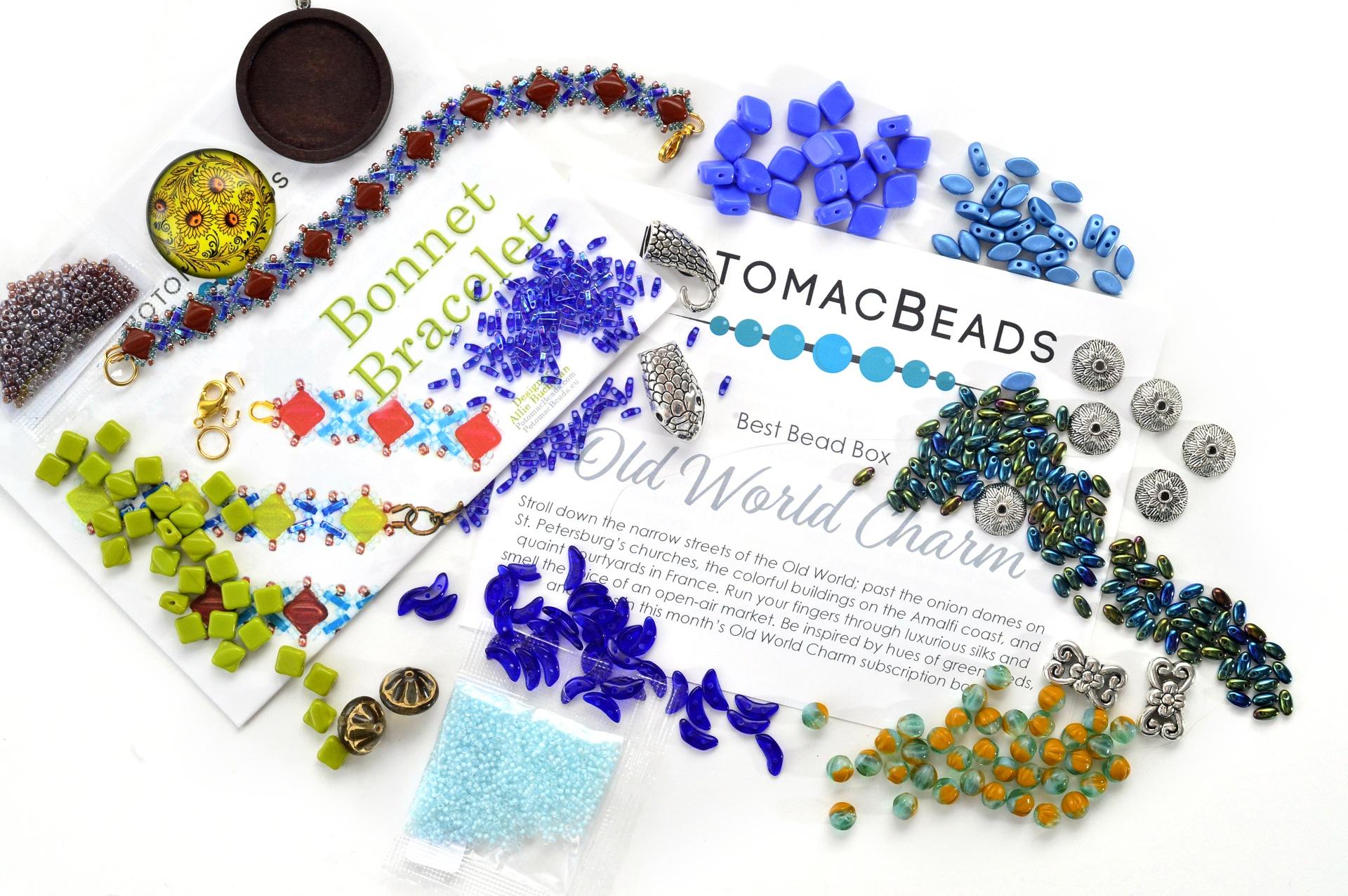 Subscription Inspiration / Best Bead Box July 2020