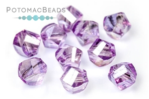 Jewelry Making Supplies & Beads / Beads and Crystals / Potomac Crystal Helix Beads