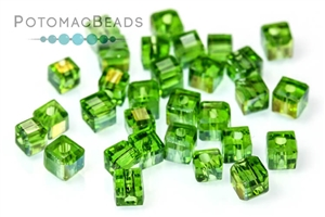 Potomac Exclusives / Potomac Crystals (All) / Potomac Crystal Cube Beads / Potomac Crystal Cube Beads 2mm