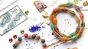 How to Bead / Free Patterns