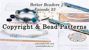 How to Bead Jewelry / Better Beader Episodes / Better Beader Episode 033 - Copyright & Bead Patterns