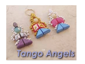 How to Bead Jewelry / Tango Angels Pattern