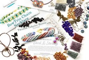 Subscription Inspiration / Best Bead Box October XL 2020