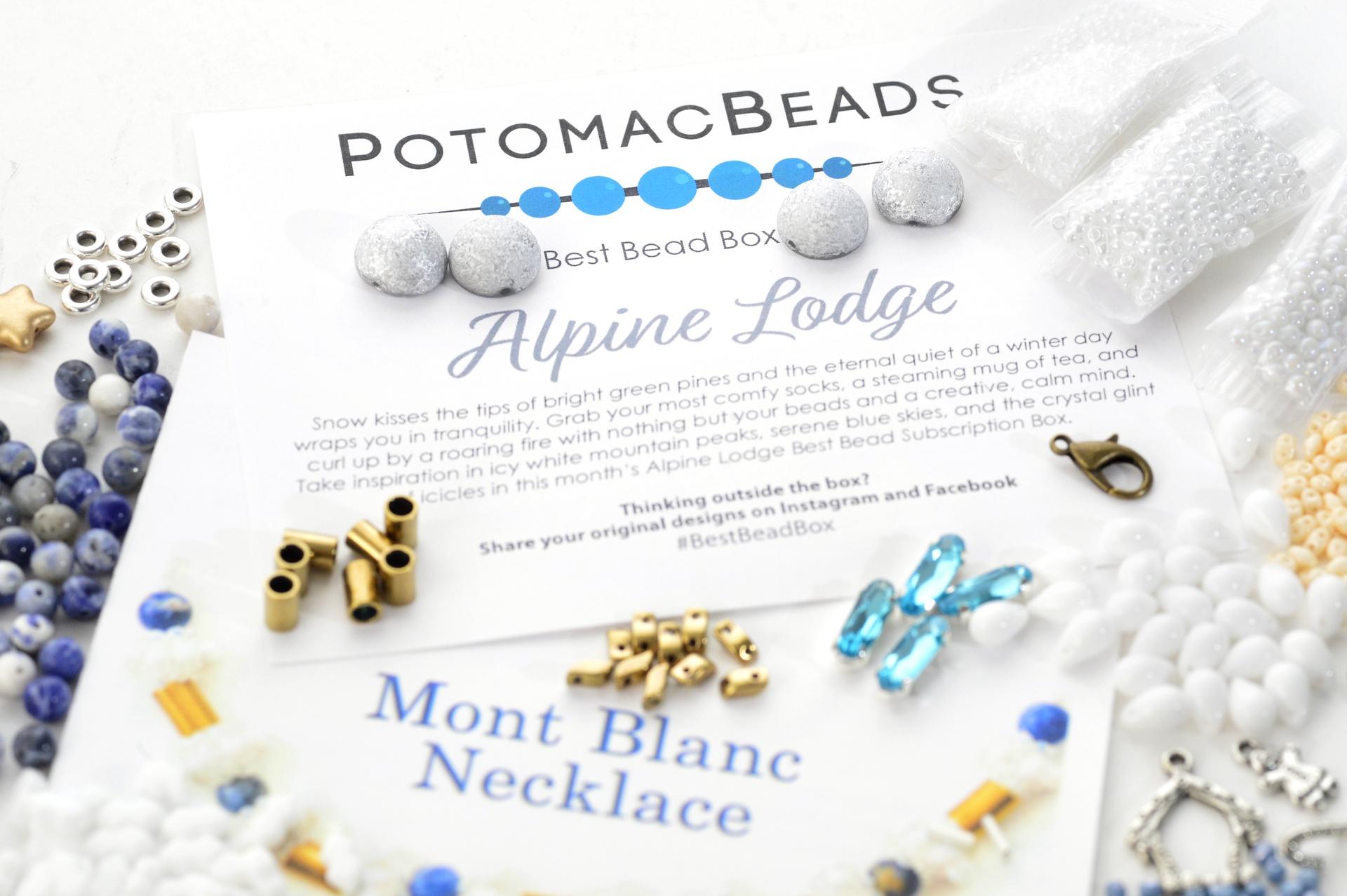 Subscription Inspiration / Best Bead Box December 2020