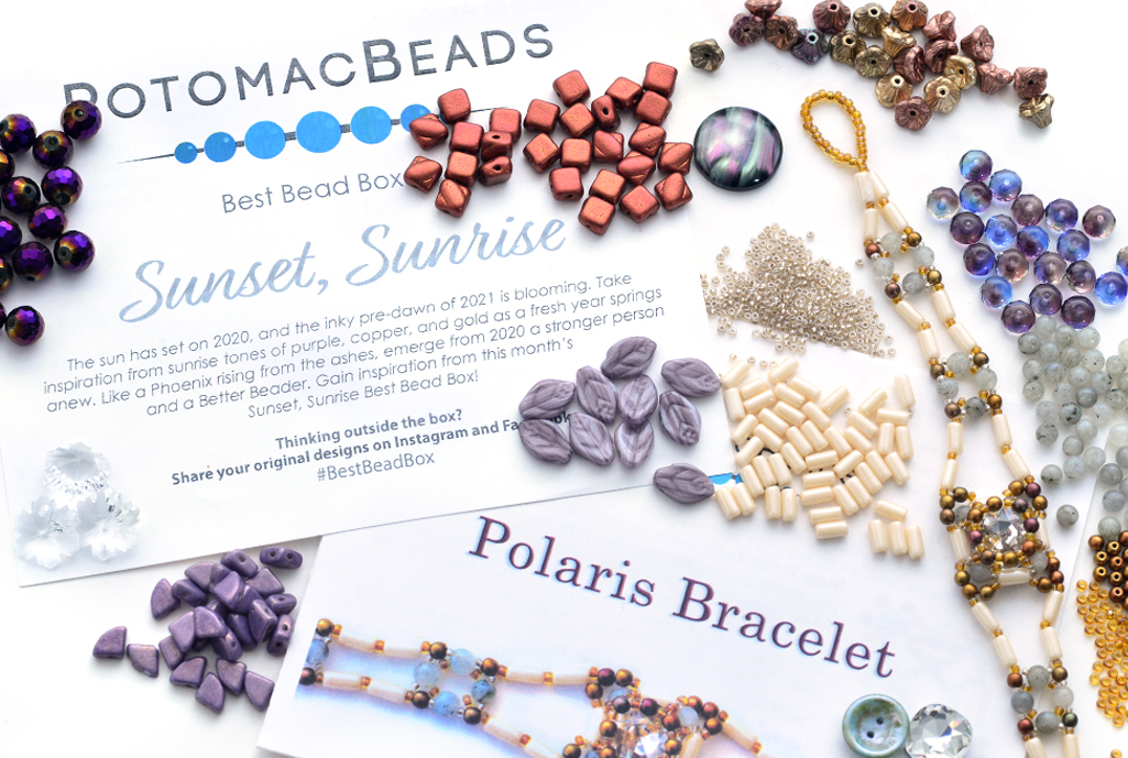 Subscription Inspiration / Best Bead Box January 2021