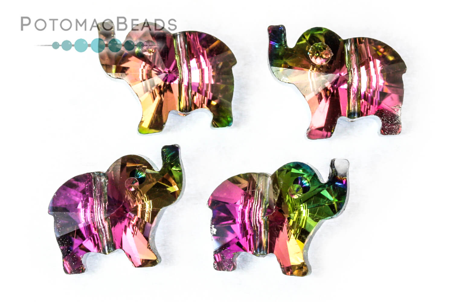 Potomac Exclusives / Potomac Crystals (All) / Potomac Crystal Elephants