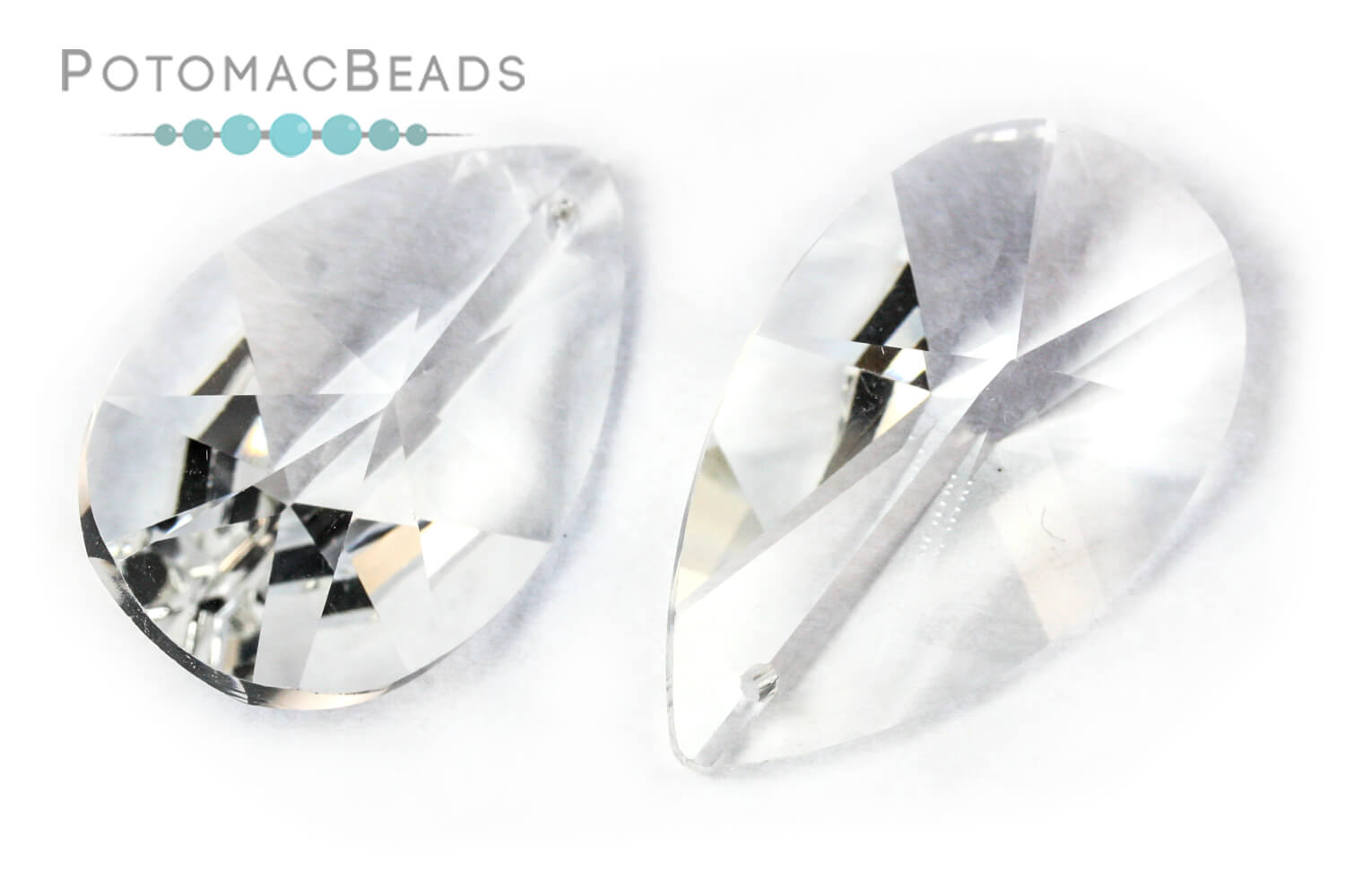 Other Beads & Supplies / Crystals / Potomac Crystal Water Drop Beads