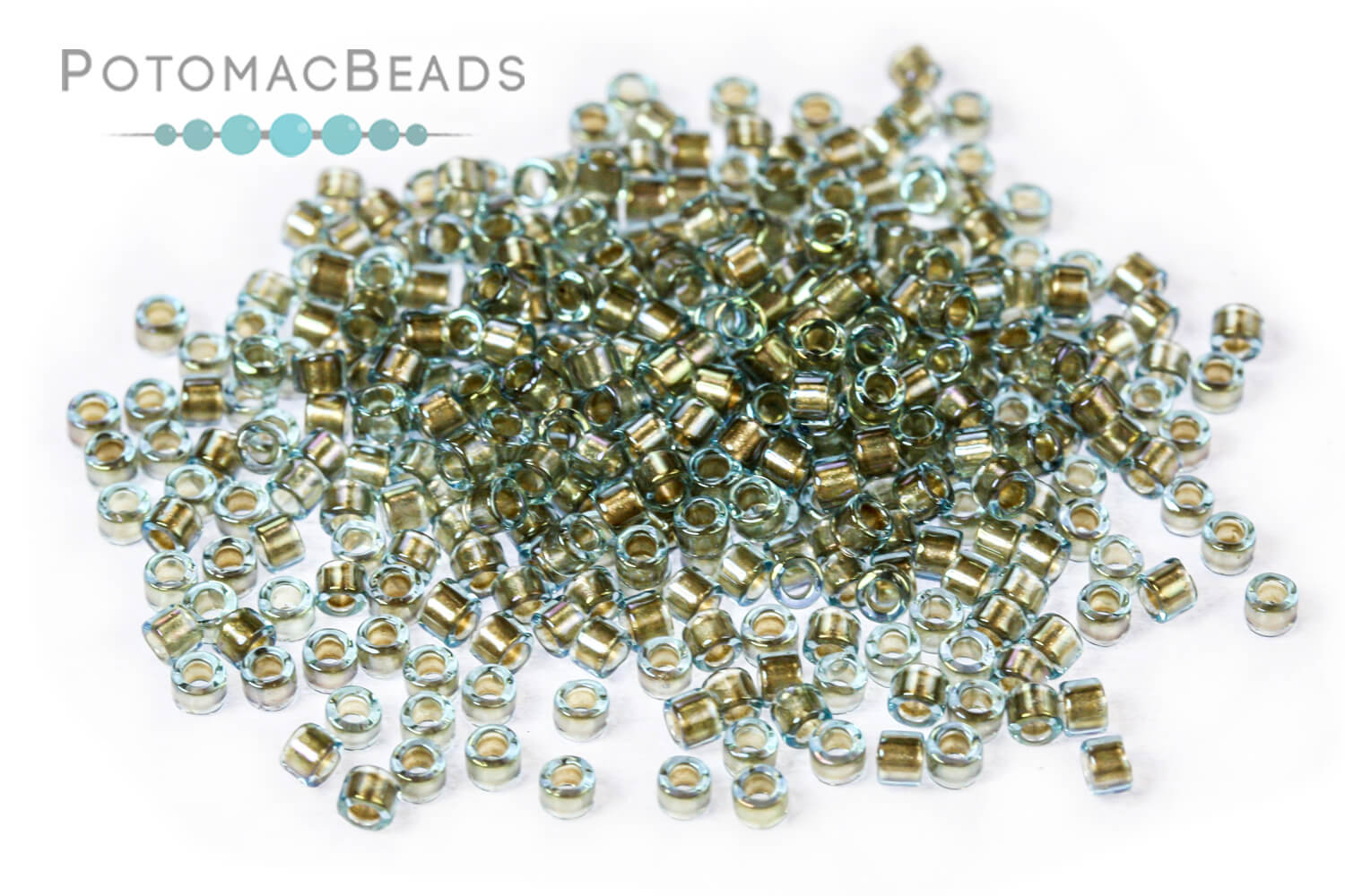 Seed Beads / Miyuki Delicas Beads / Delica Beads Size 11/0 - Fancy-Lined Colors
