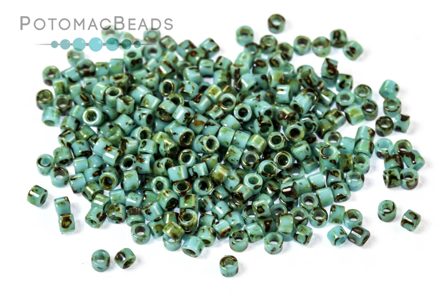 Seed Beads / Miyuki Delicas Beads / Delica Beads Size 11/0 - Picasso Colors