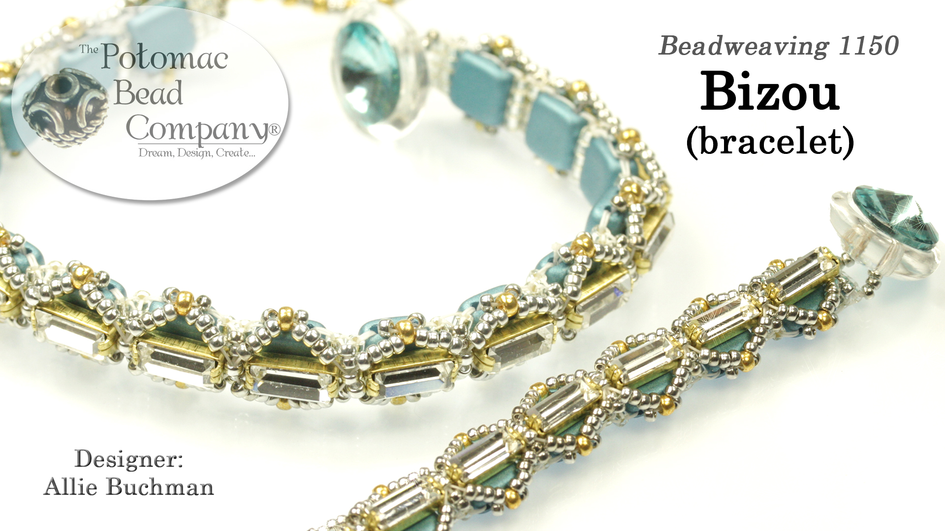 How to Bead / Free Video Tutorials / Bracelet Projects / Bizou Bracelet Tutorial