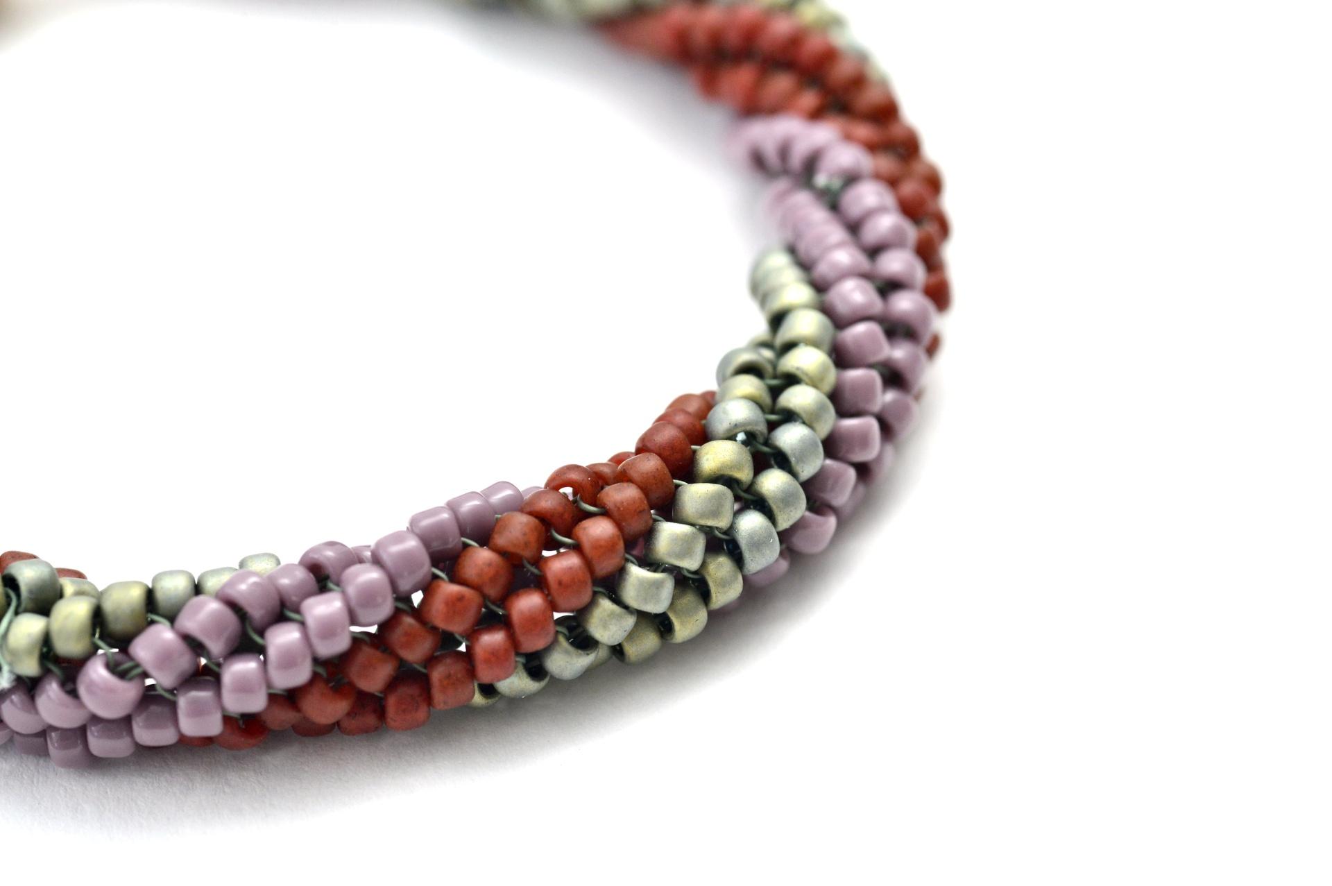 How to Bead Jewelry / Beading Tutorials & Jewel Making Videos / Tubular Herringbone Videos