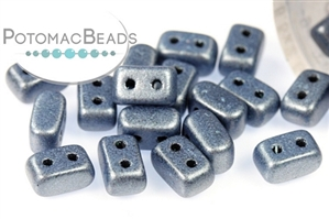 Czech Pressed Glass Beads / Czech Glass & Japanese Two Hole Beads / Ios® par Puca® Beads