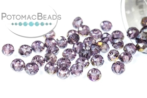 Jewelry Making Supplies & Beads / Beads and Crystals / Potomac Crystal Rondelles 1.5x2mm