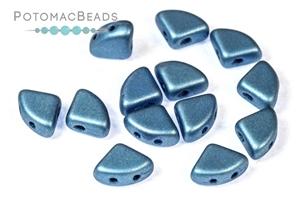 Czech Pressed Glass Beads / Czech Glass & Japanese Two Hole Beads / PieDuo Beads