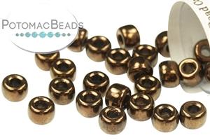 Czech Pressed Glass Beads / Czech Matubo Seed Beads
