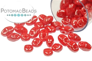 Czech Pressed Glass Beads / All Matubo Beads / MiniDuo® Beads by Matubo