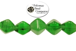 Czech Glass / 1-Hole Beads / Bicones
