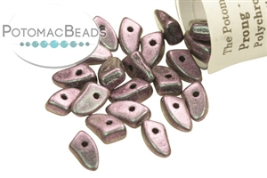 Czech Glass / 1-Hole Beads / Prong Beads