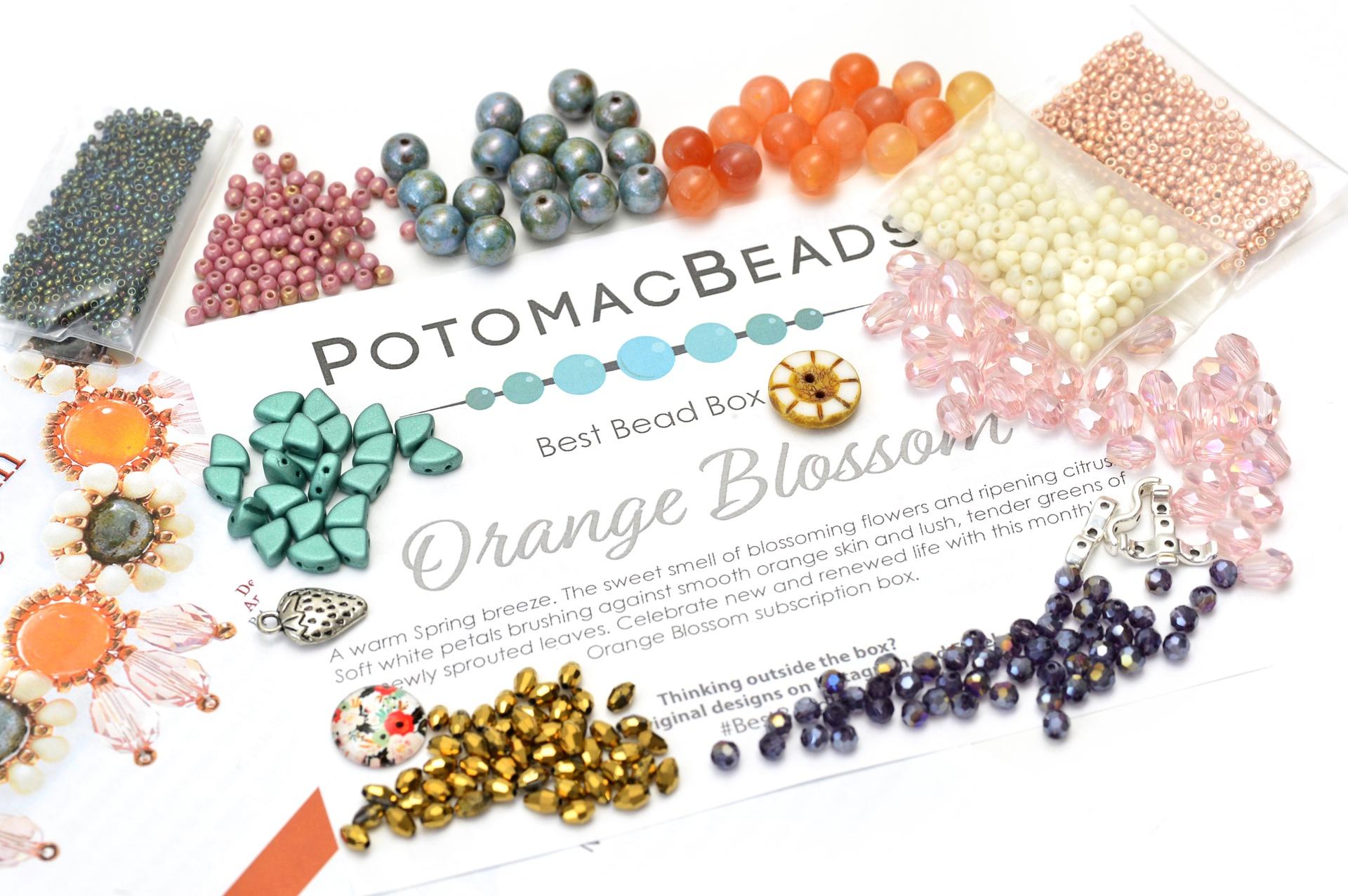 Subscription Inspiration / April Best Bead Box 2021