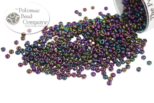 Seed Beads / All Czech Seed Beads / Czech Charlottes Seed Beads Size 15/0