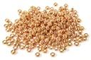 Miyuki Seed Beads - Galvanized Apricot Gold 11/0