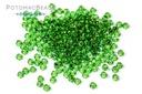 Miyuki Seed Beads - Silver Lined Light Green 11/0