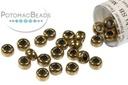 Miyuki Seed Beads - Metallic Dark Bronze 6/0