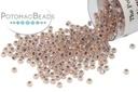 Miyuki Seed Beads - Copper Lined Opal 15/0