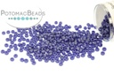 Miyuki Seed Beads - Matte Opaque Cobalt Luster 15/0