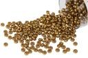 Miyuki Seed Beads - Metallic Light Bronze 15/0
